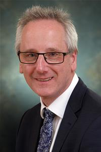 Profile image for Councillor Edward Cubley